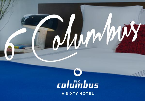6 Columbus Circle Logo