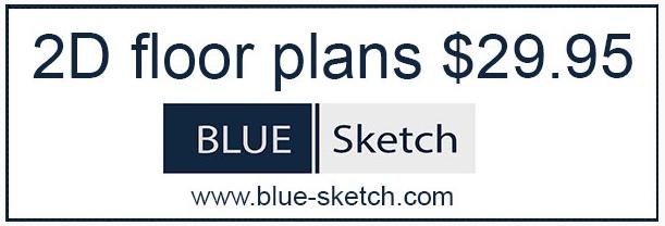 Blue-Sketch