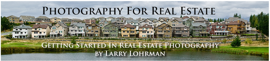 Getting Started in Real Estate Photography-Banner