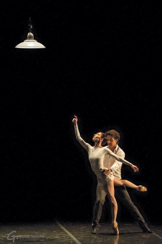 Mara Galeazzi and Gary Avis  Tim Podesta's 'From The Shade'