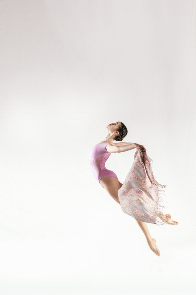 Projection Dance School Graduate: Amia Mason