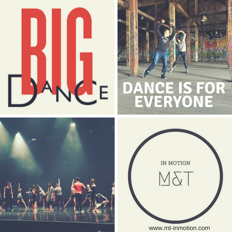 Dance is for everyone – let's get moving Big Dance is the largest dance celebration in the world and it's hitting Australia on International Dance Day (29 April 2018) where thousands of people will dance together in .png