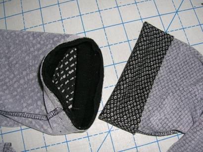 Sew a Drawstring Sweater