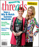 Summer Wardrobe Sewing by Christine Jonson Threads Magazine