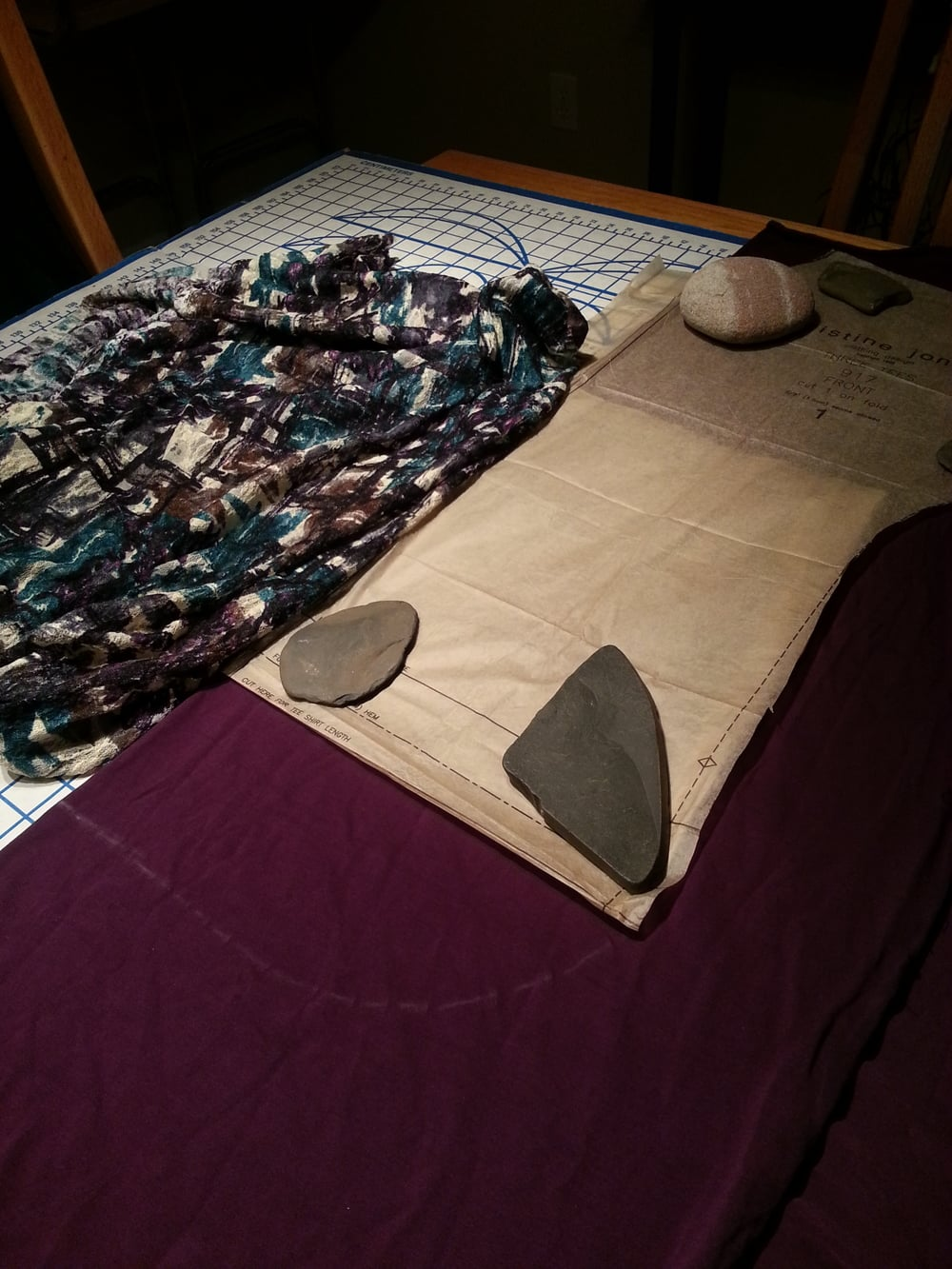 DIY Shirttail Hem on a Tee Shirt Sewing Pattern