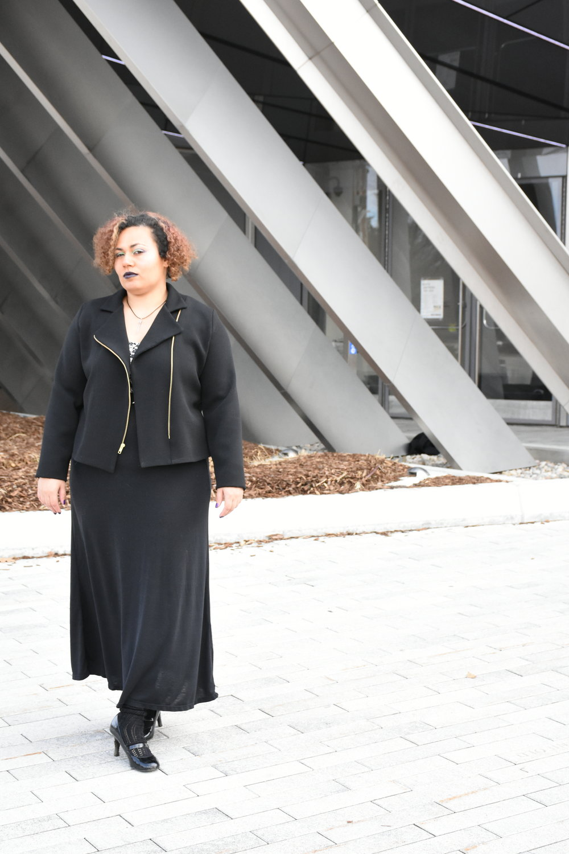 Christine Jonson Patterns Knit Moto Jacket Sewing Pattern