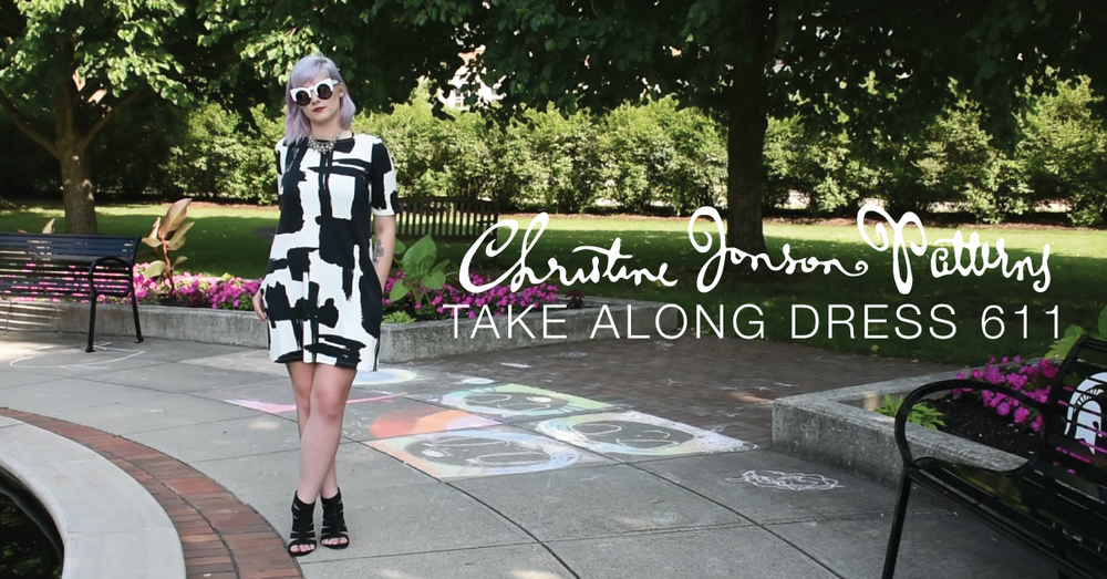 Christine Jonson Take Along Dress