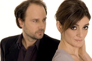 Andrea Rebaudengo and Cristina Zavalloni