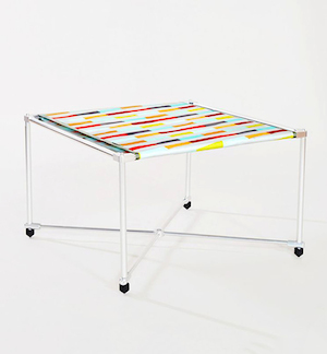 Alite Treeline Indoor/Outdoor Table, $220,  withoutwalls.com