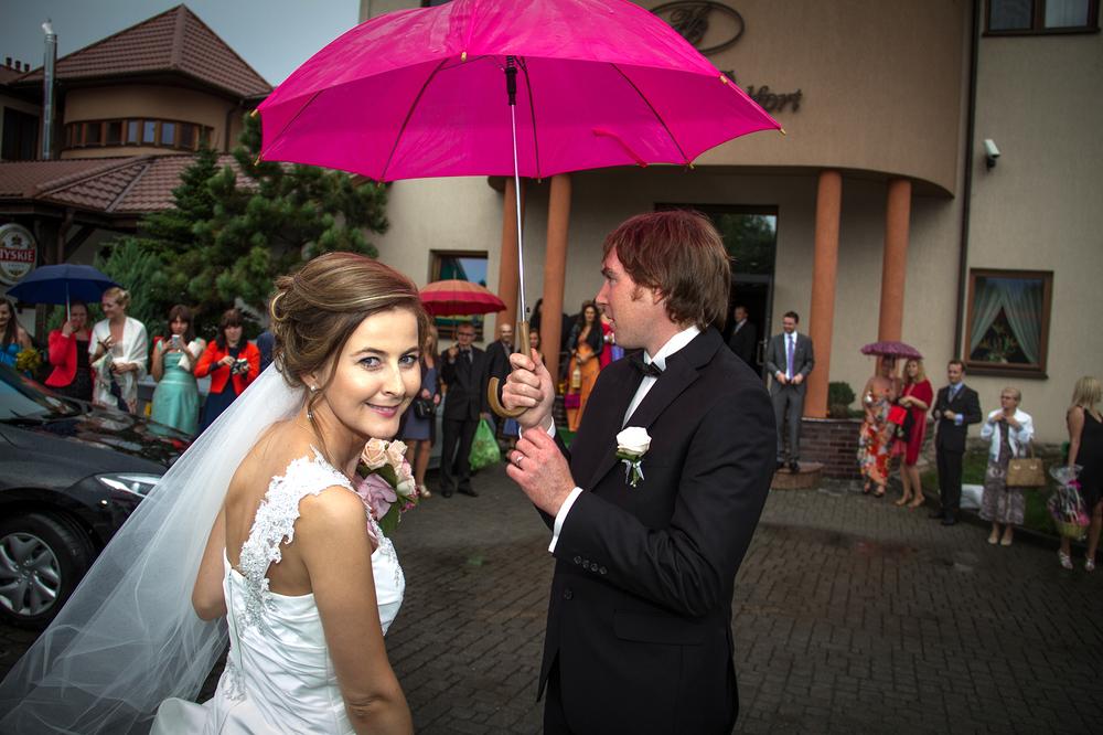 Kasia and Michael's wedding