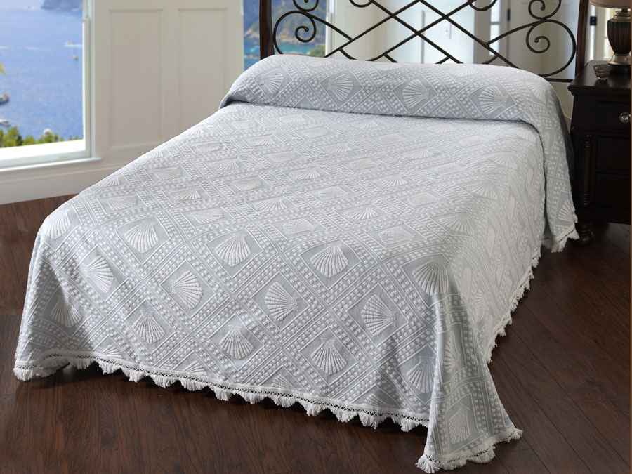 Cape Cod Bedspread (Click Image to Enlarge)