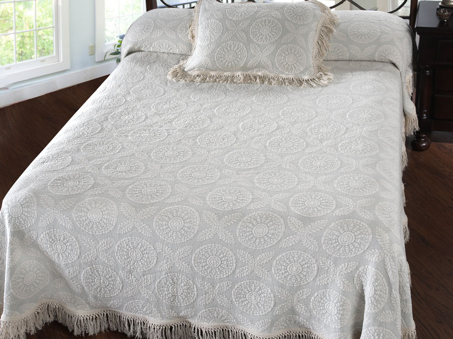 Heritage Bedspread (Click Image to Enlarge)