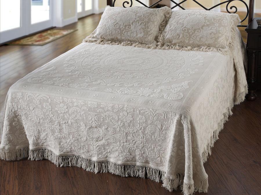 Queen Elizabeth Bedspread (Click Image to Enlarge)