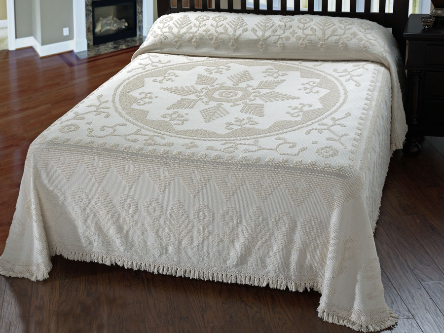 New England Tradition Bedspread (Click Image to Enlarge)
