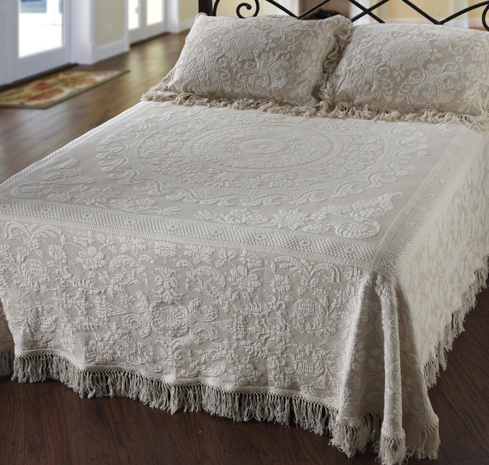 Bedspreads Amp Coverlets Maine Heritage Weavers