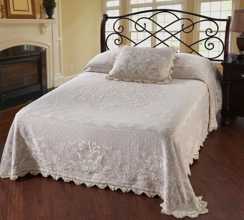 Bedspreads & Coverlets | Maine Heritage Weavers
