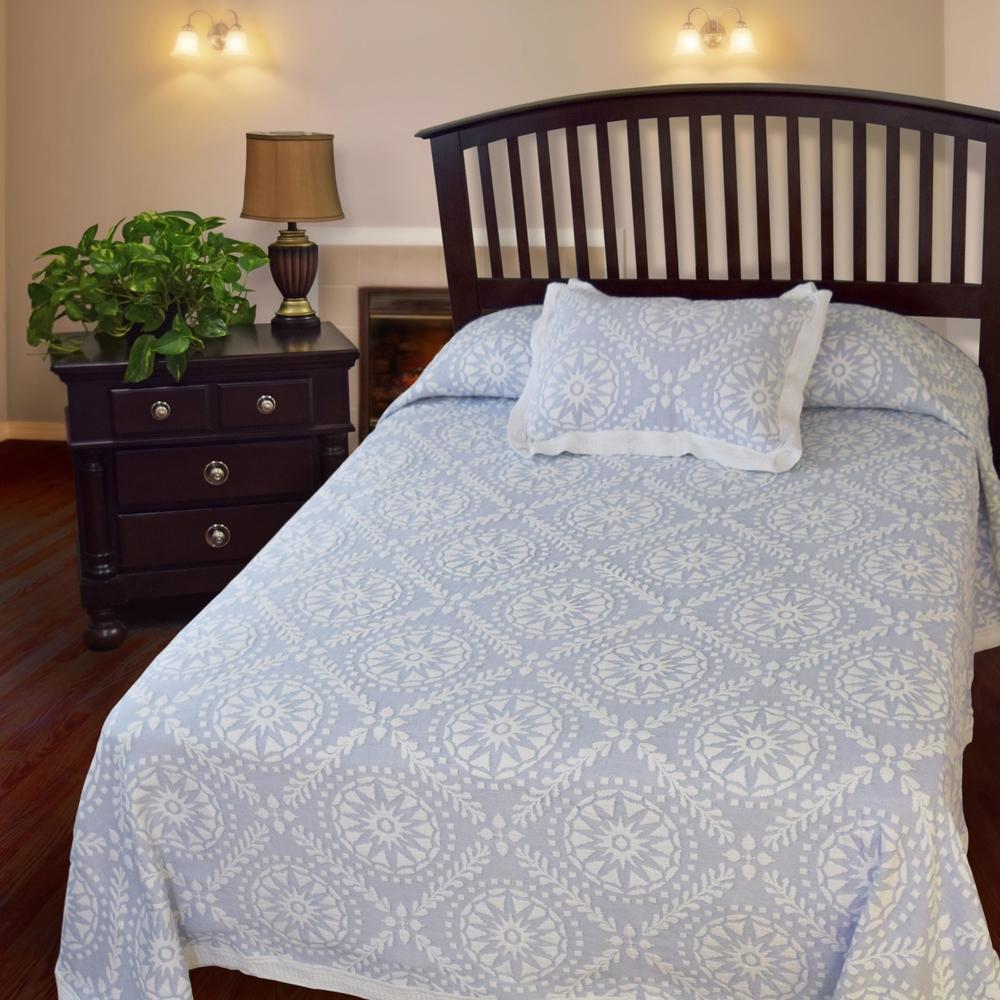 Americana Bedspread (Click Image to Enlarge)