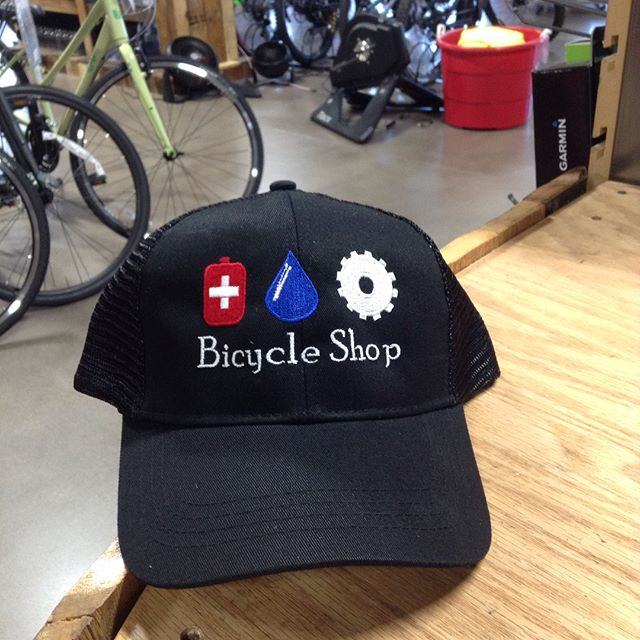 We just got new hats into the shop, and by request they are snapbacks! Come check them out!