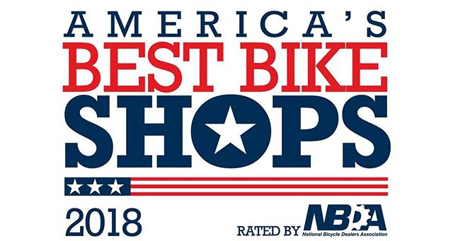 We are very excited to announce that we have been named one of America's best bike shops of 2018! Thank you to all of our customers for supporting us! #shoplocal #bsg #bsglkn #5years