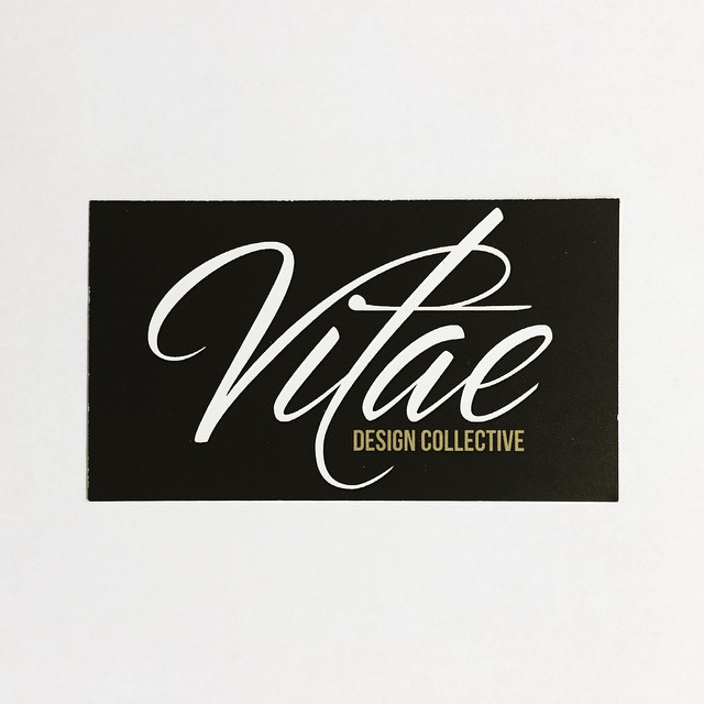 logo for Vitae Design Collective.