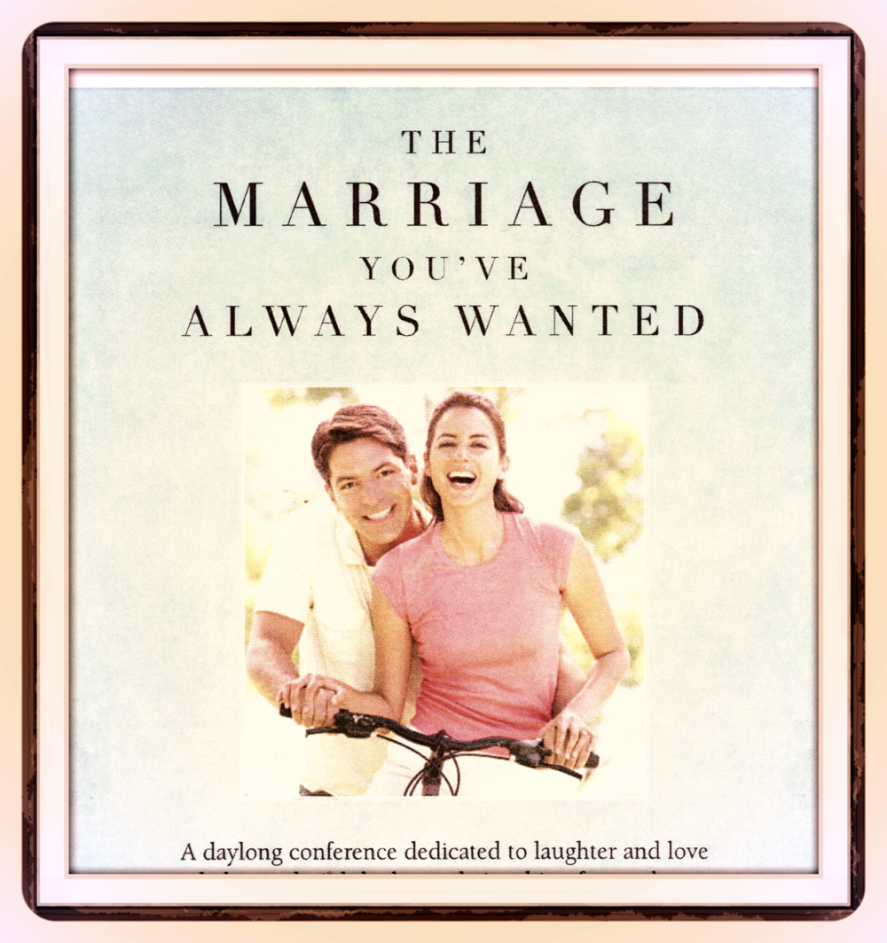 Love Each Other When Two Souls: Marriage Conference With Dr. Gary Chapman April 2016