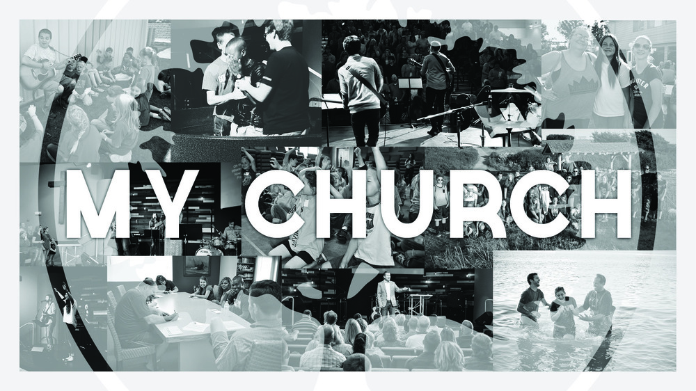 My Church // Sept 7th - Oct 5th 2014