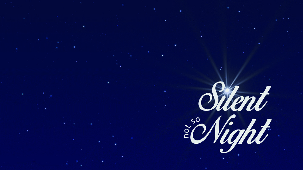 A Not So Silent Night // Dec 8 - 21 2014