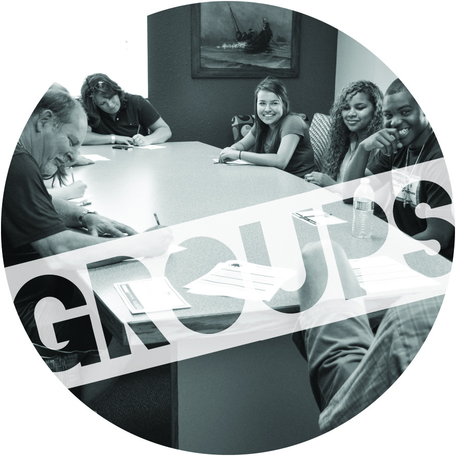 Spring groups will be starting up in February! Click to learn how to start one!