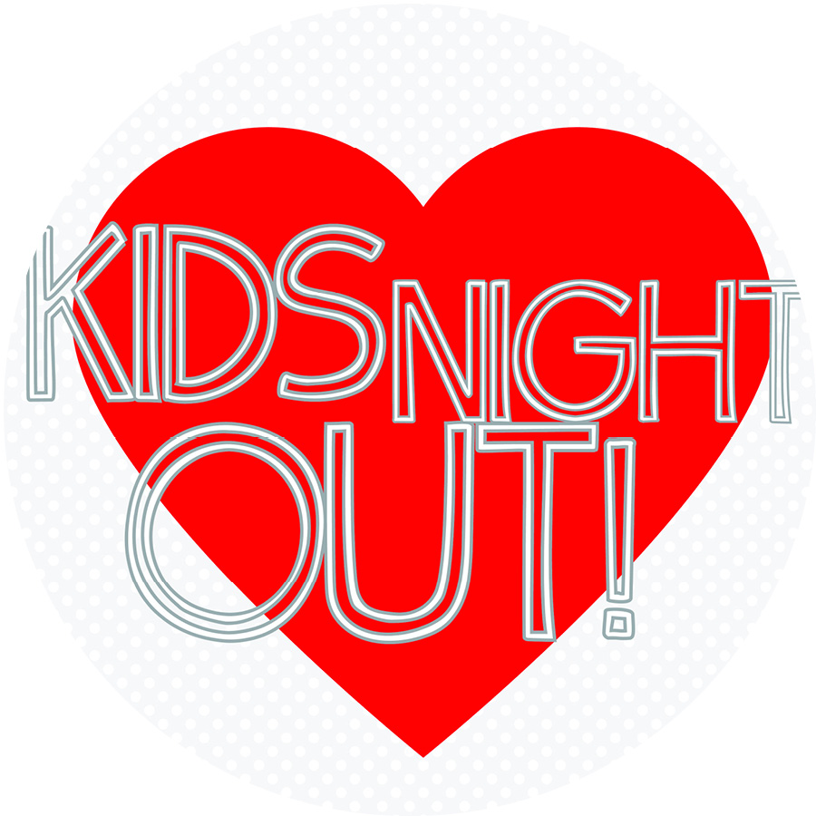 This Valentines Day is Kids Night Out! Click to learn more!