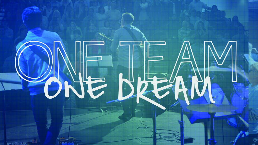 1 Team 1 Dream // Sep 6 - Oct 11 2015