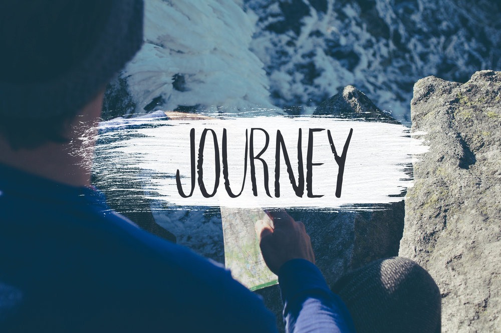 Journey Series // Feb 26 - March 19 2017