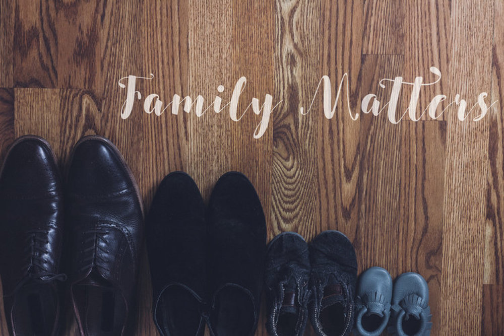 Family Matters // March 26 - April 2 2017