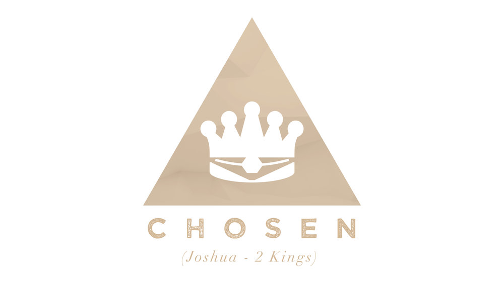 Chosen // March 11 - April 15 2018