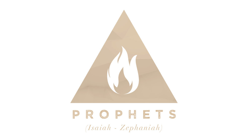 Prophets // April 22 - May 20 2018