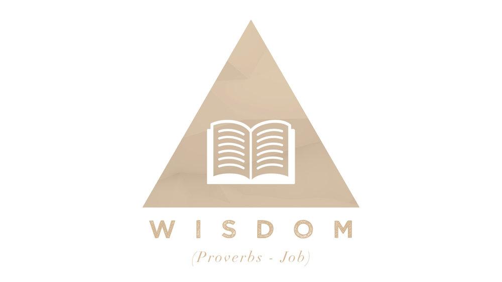 Wisdom // May 27 - June 17