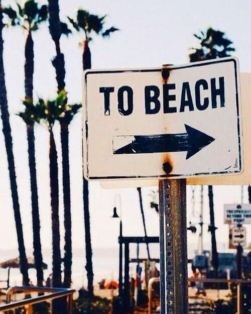 Take us to the ➡️ #beach