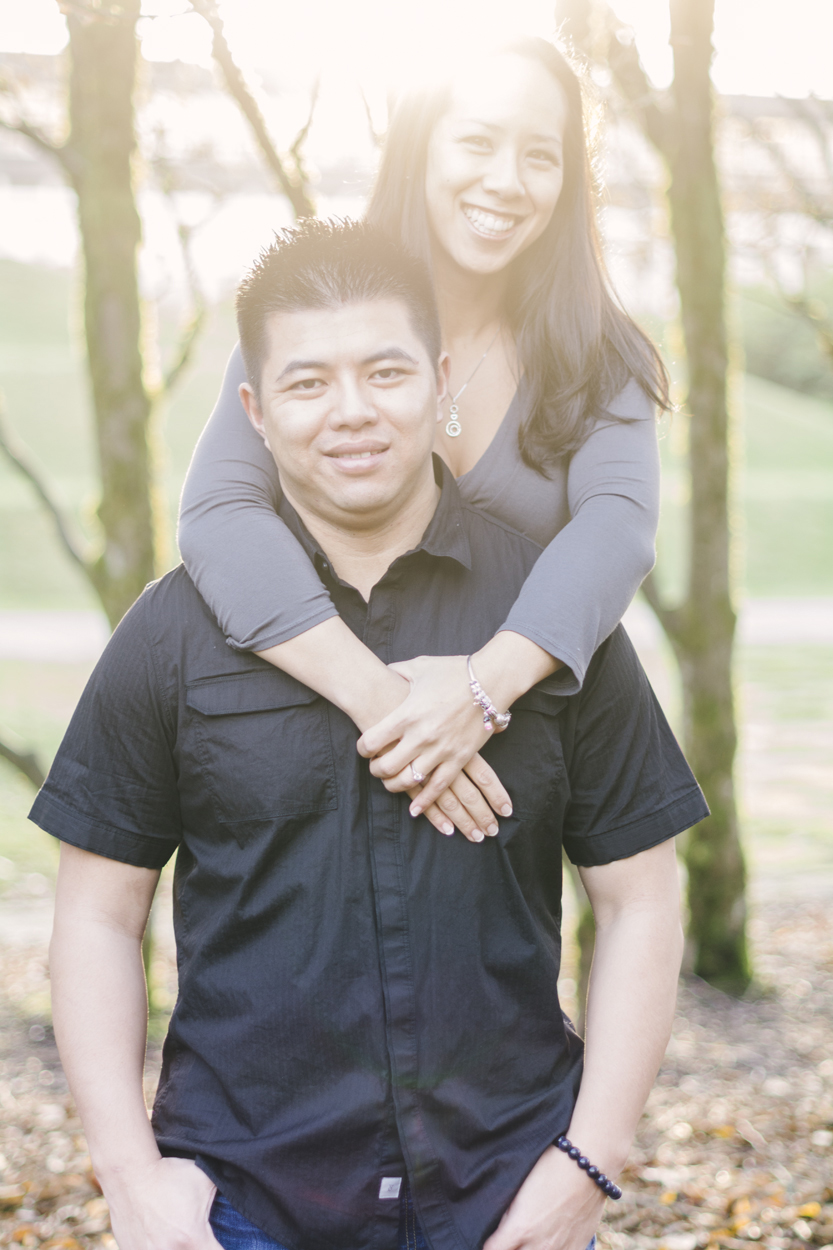 Shot an engagement at SFU. This post will be up next week!