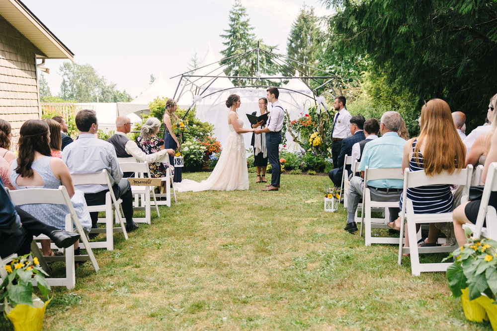 Outdoor Vancouver Wedding 22