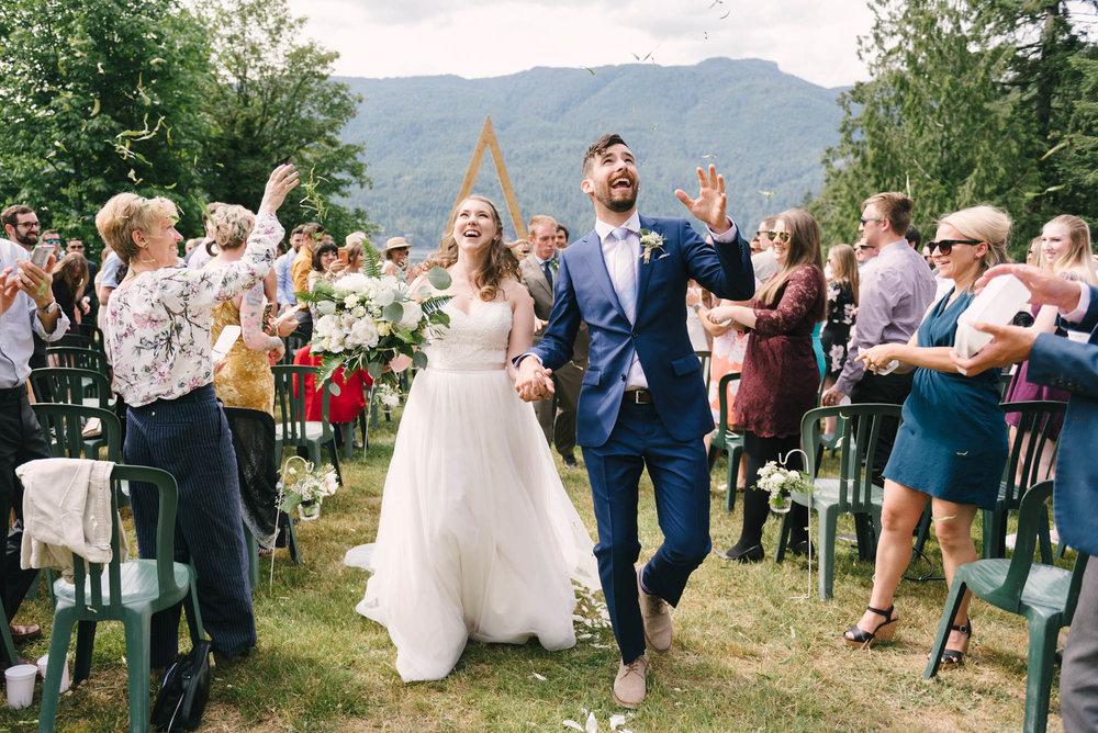 camp howdy wedding