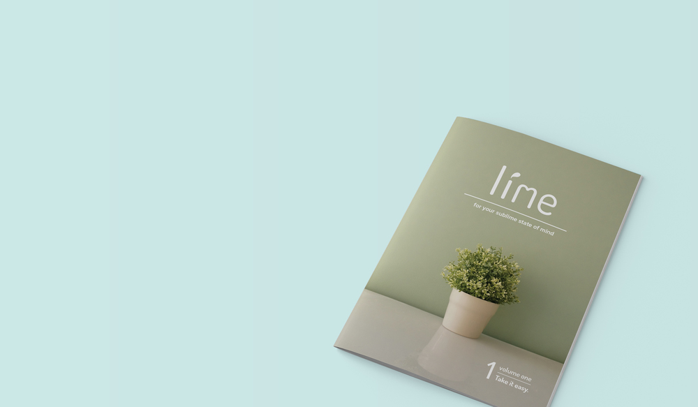 Lime   Well-Being Magazine   View