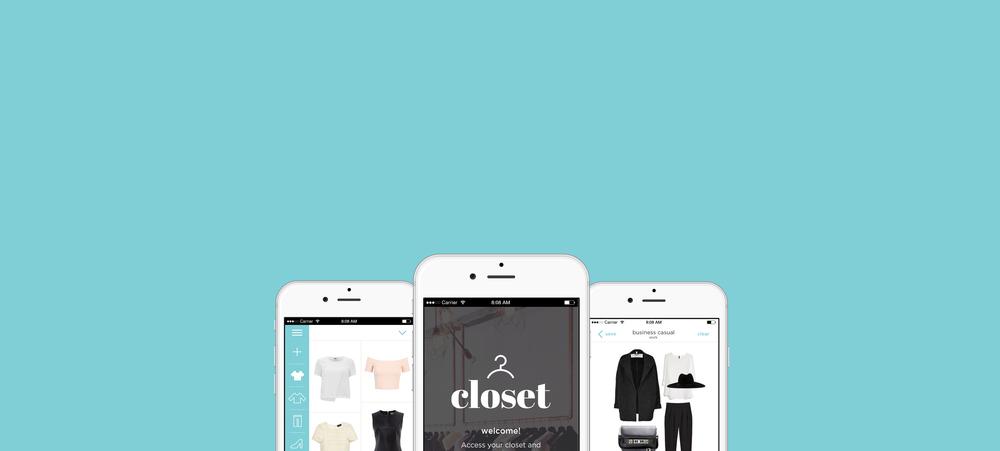 Closet   Wardrobe Organizer App   View