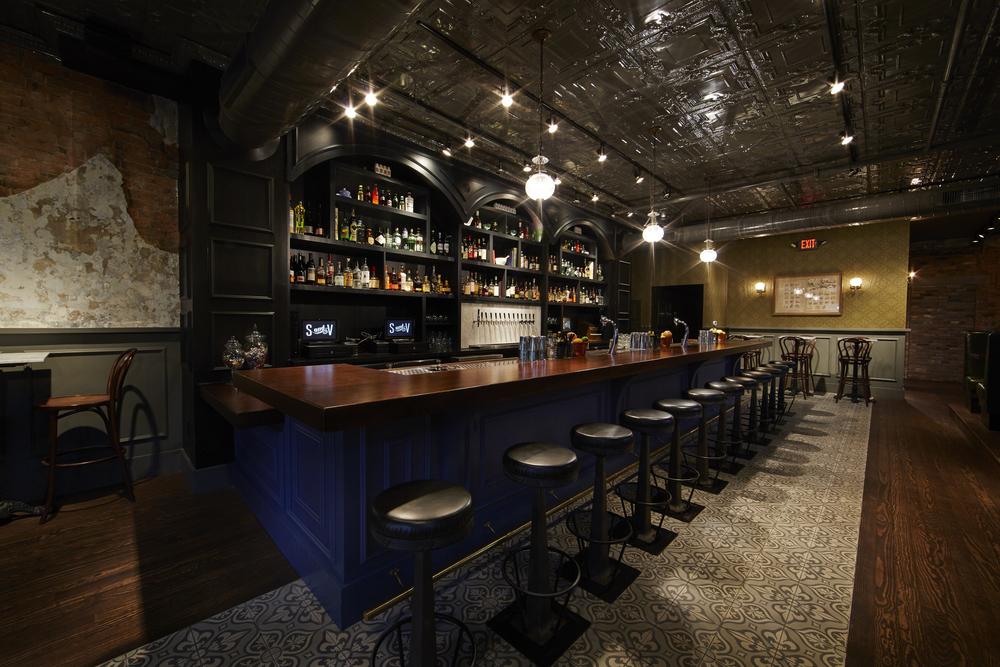 cocktail bar over the rhine cincinnati oh prn interior design