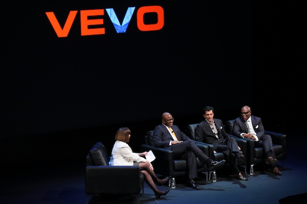 a panel of experts talked about the future of music videos