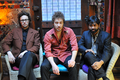 Bailiff is an indie rock band from Chicago that create groovy alternative blues tunes.