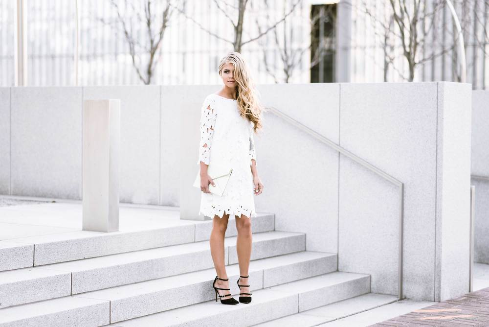 lace dress jessakae
