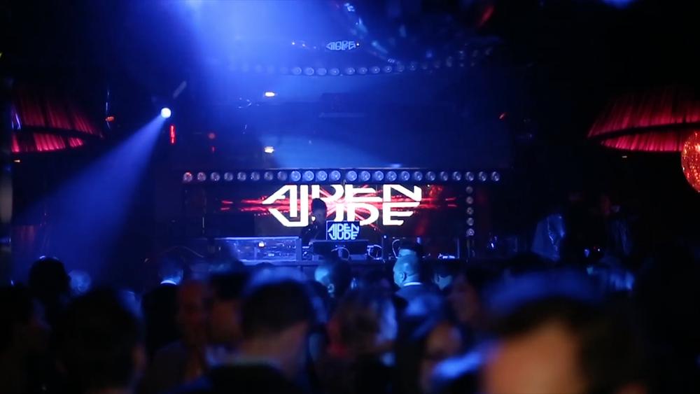 DJ Aiden Jude Live @ Lavo Nightclub 2014