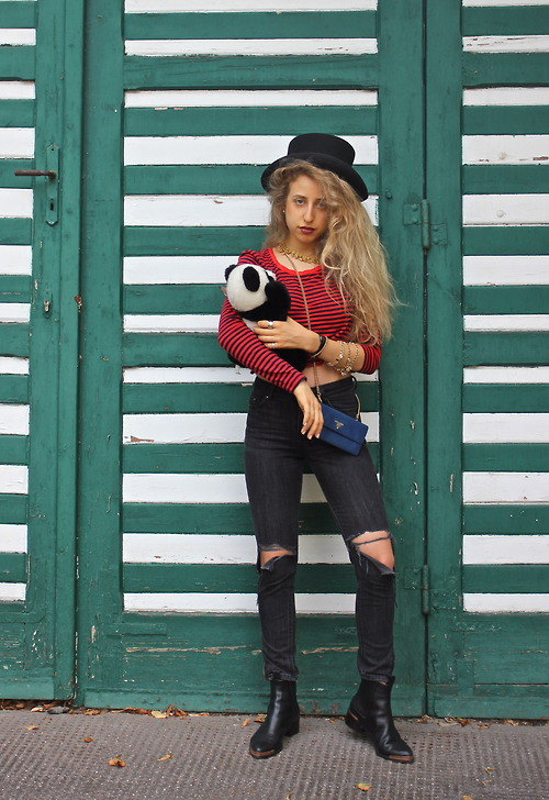 blondebundle gioia vienna austria style