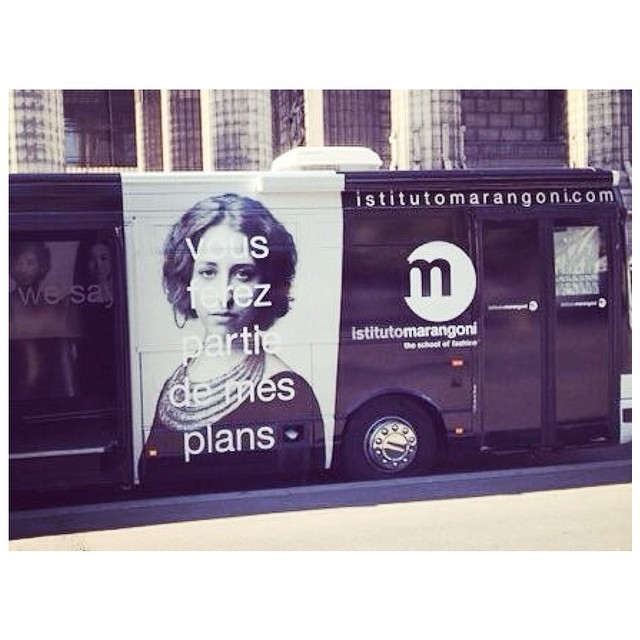 marangoni bus paris gioia zloczower
