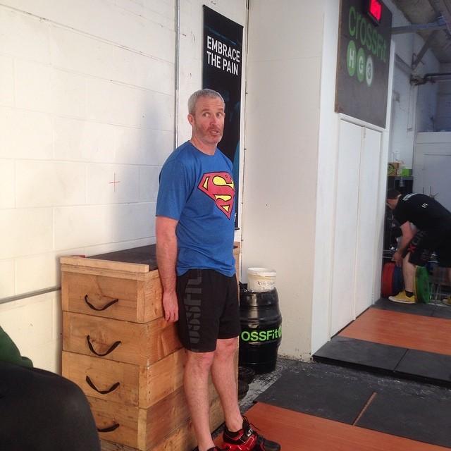 CrossFit HG3