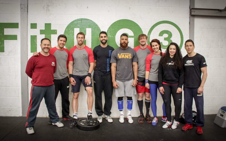 Team HG3 & LCWC - Northern Lifting League